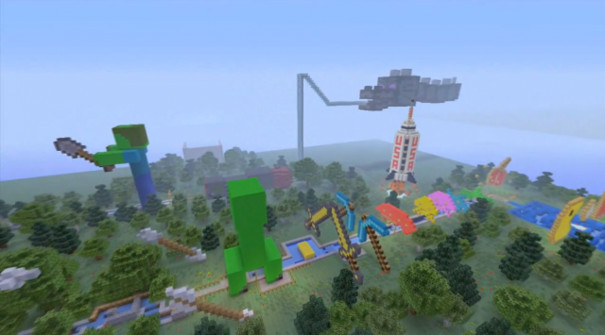 Minecraft creator threatened with legal action over fan-made mini