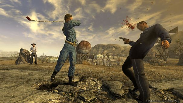 Obsidian and Bethesda both keen on Fallout: New Vegas 2