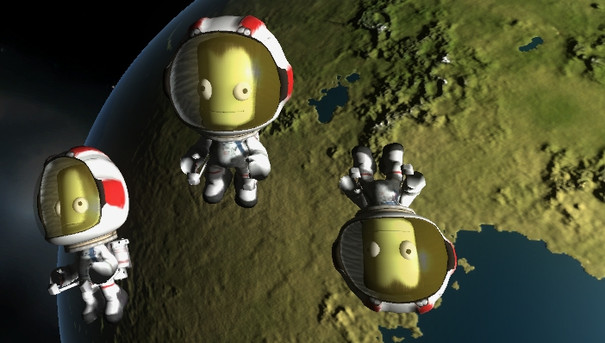 NASA helping out on Kerbal Space Program asteroid DLC