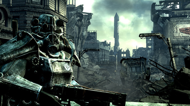 Fallout 3 is now legal in Germany after 7 years