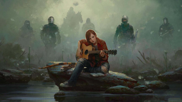 The Last of Us live reading reveals epilogue that was removed from game