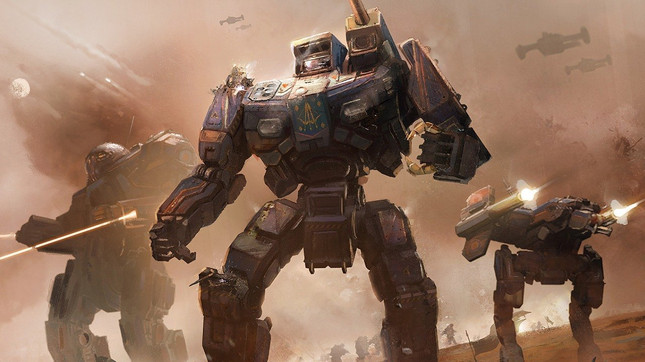 Paradox acquires Battletech studio Harebrained Schemes