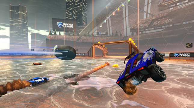 UT-esque mutators coming to Rocket League