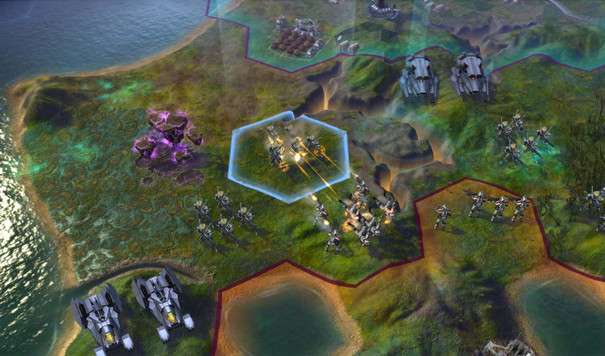 Civilization: Beyond Earth takes off this October