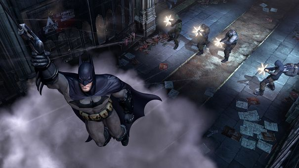 Next Batman Arkham title will be out this year