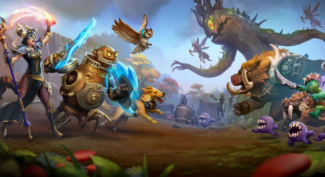 Torchlight Frontiers is now officially Torchlight 3