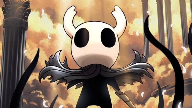 Hollow Knight Offscreen Switch Footage
