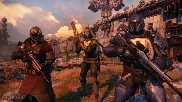 Bungie wants huge numbers in the Destiny beta