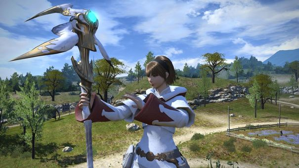 Final Fantasy XIV to launch in summer