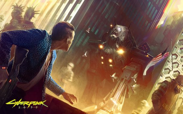 CD Projekt RED outlines Cyberpunk 2077 setting