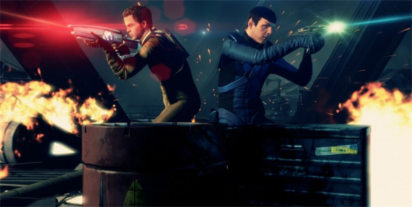 "Star Trek game a ""big disappointment"", arguably hurt the movie – JJ Abrams"