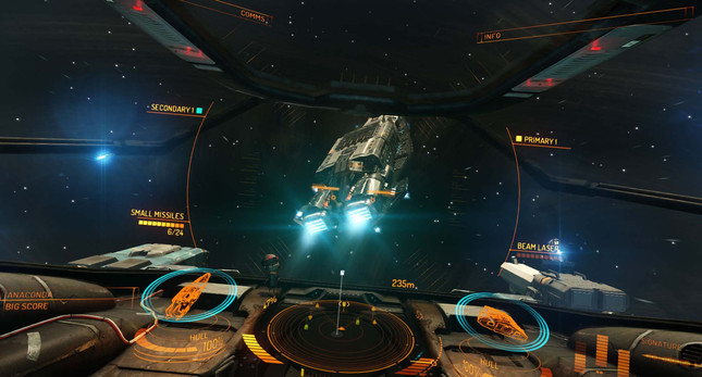 Elite: Dangerous offline mode dropped, refunds offered
