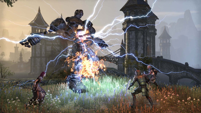 Play The Elder Scrolls Online: Tamriel Unlimited for free right now