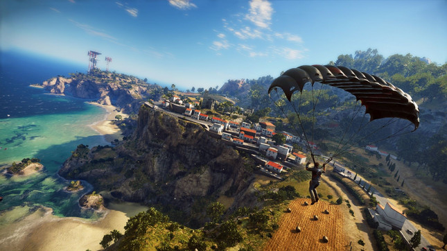 Just Cause 3 day-one patch notes full of fixes, jokes