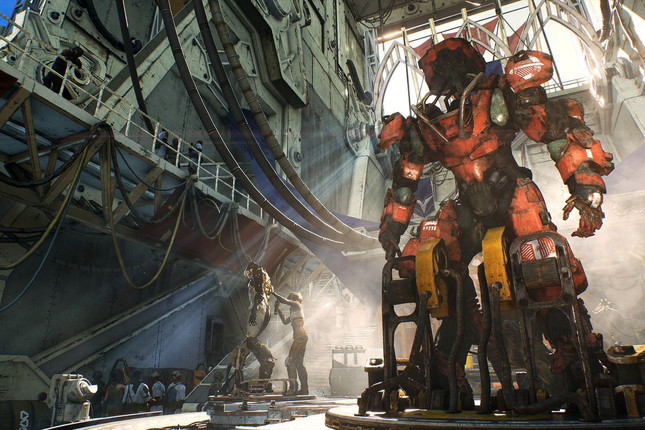 Report: BioWare to overhaul Anthem