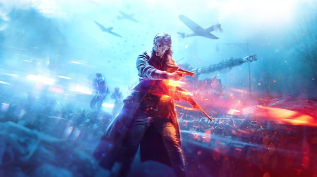Battlefield 5 has been delayed by a month