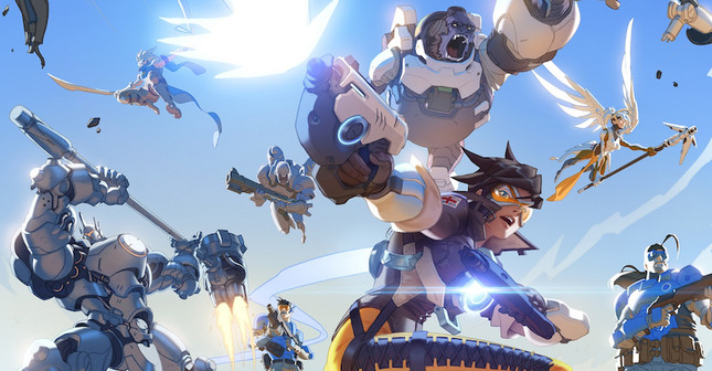Overwatch to launch without competitive play