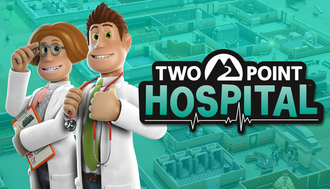 Two Point Hospital is coming to consoles later this year