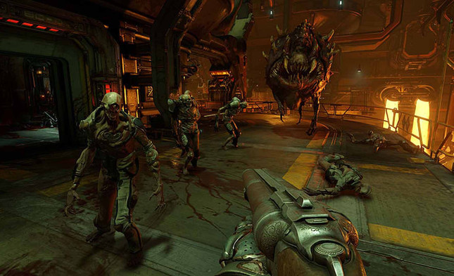 Bethesda strongly hints at Doom II E3 announce
