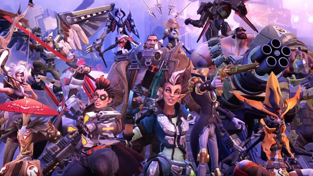 Battleborn suffering premature Battledeath on PC