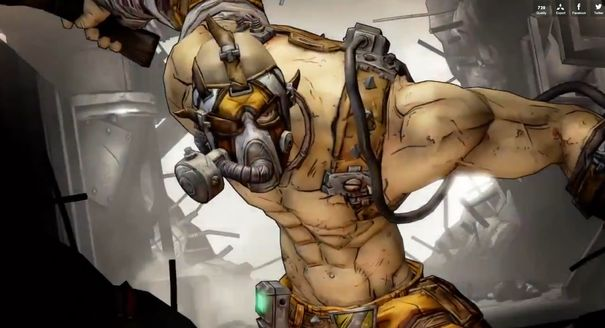 New story DLC, character class coming to Borderlands 2