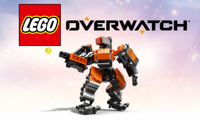 I need this Overwatch LEGO Bastion kit