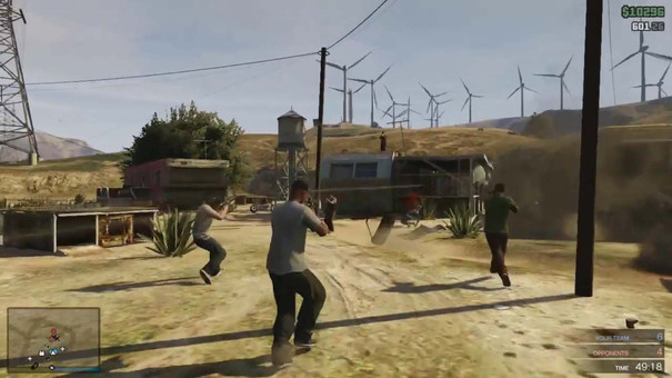 Rockstar acknowledges GTA Online server issues