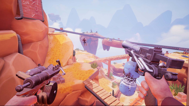Kiwi FPS Sky Noon has Epic Games reaching for its wallet