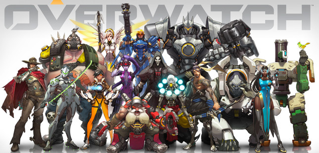 Blizzard announces first-person shooter Overwatch