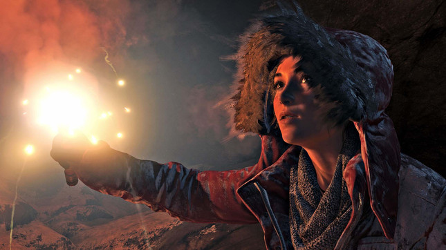Rise of the Tomb Raider confirmed for PS4 and PC