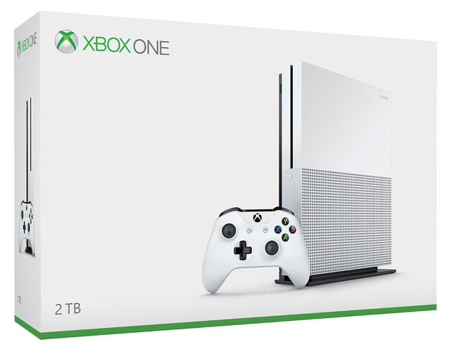 Xbox One S shortages reported in Europe