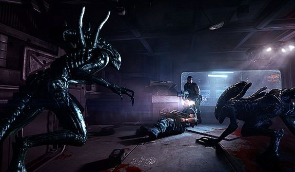Rumour: Colonial Marines mostly outsourced, shipped under threat of legal action
