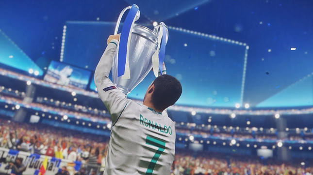 Konami ends 10-year partnership with UEFA Champions League