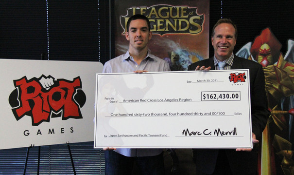 """League of Legends boss lashes out at """"greedy"""" label"""