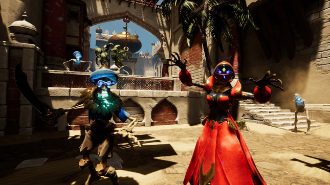 Former BioShock and XCOM devs announce Arabian Nights roguelite City of Brass