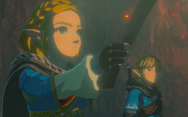 A sequel to Breath of the Wild is in the works