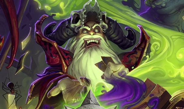 Singleplayer campaign Curse of Naxxramas adds new cards and challenges to Hearthstone
