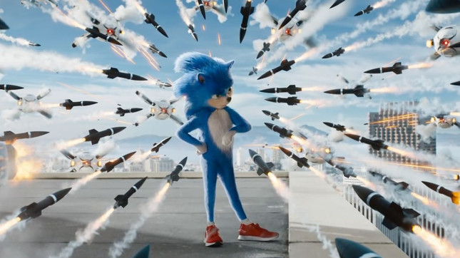 Sonic director promises redesign after trailer woes