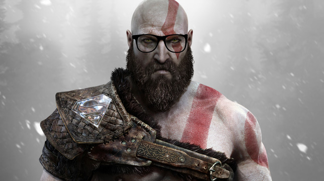 God of War director has some great ideas for a Superman game