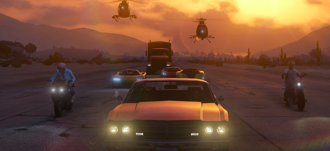 GTA V patch affects new-gen graphics quality