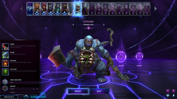 Blizzard Outlines Heroes Of The Storm Alpha Features