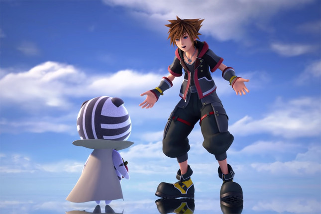 New trailer for Kingdom Hearts 3 DLC drops ahead of TGS