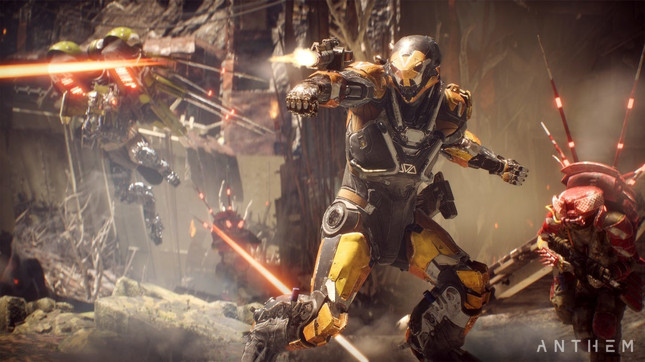 Anthem lead producer Ben Irving leaves BioWare