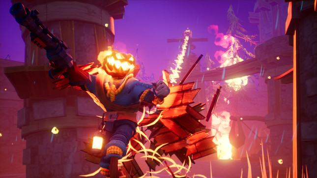 Pumpkin Jack announced for PC & Consoles