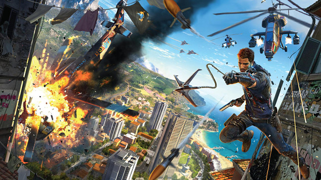 Just Cause mod developer may now be Just Cause developer