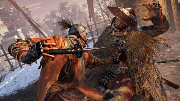 FromSoftware's Sekiro will be harder than Dark Souls