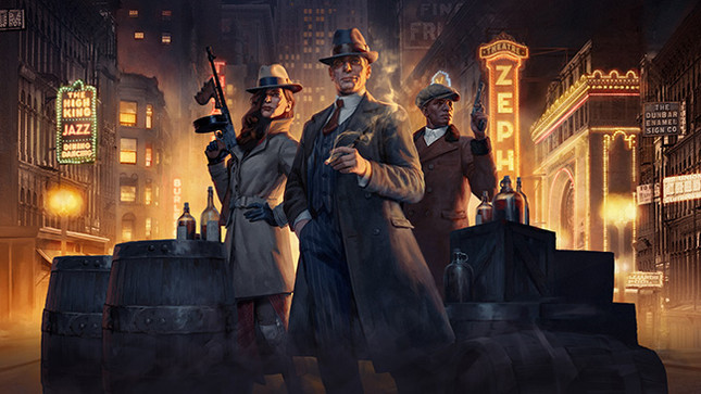Prohibition strategy title Empire of Sin delayed