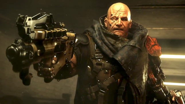 Deux Ex: Mankind Divided includes NG+, Vernon Wells
