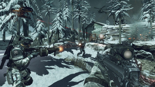 Call of Duty: Ghosts will have dedicated servers on all platforms