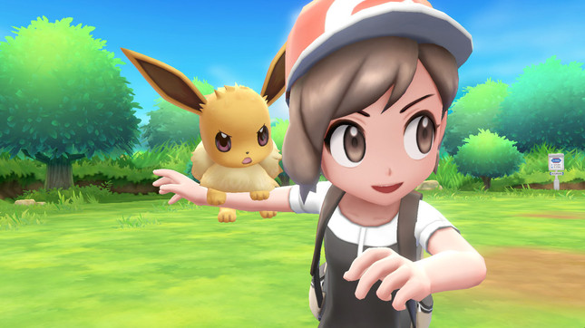 Pokemon Let's Go sets new Switch sales record